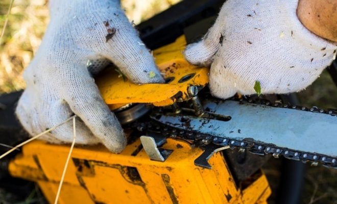 Chainsaw Repair: What To Do If a Chainsaw Dies