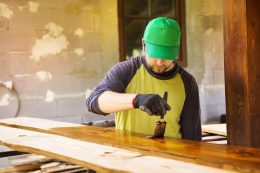Woodworking tips on how to prepare wood for DIY project