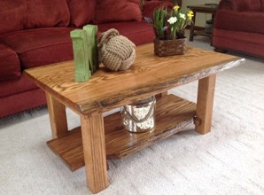DIY: how to make a coffee table