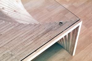 How to make DIY coffee table